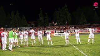 Pogotkom Tonija Jovića Zrinjski slavio na domaćem terenu
