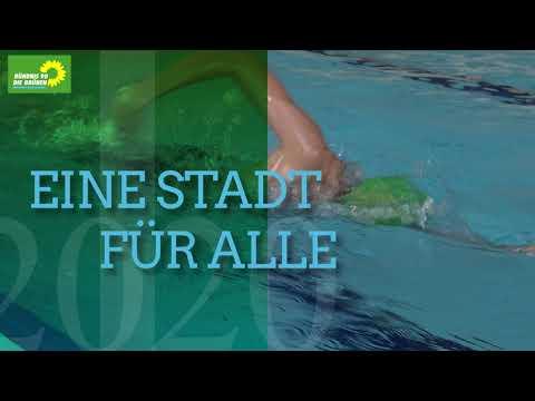 Meine Bewerbungsvideo als Oberbürgermeister- Kandidat von Bündnis90/ Die Grünen für Mnchengladbach