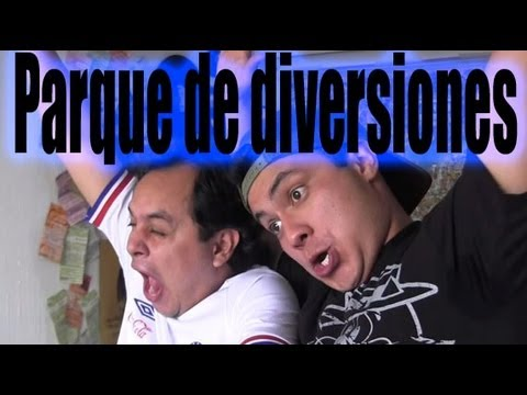 Parque de diversiones - Luisito Rey Video