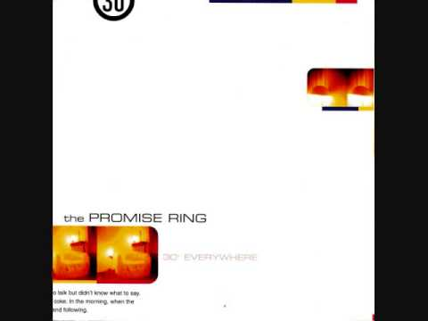 The Promise Ring - 30° Everywhere LP