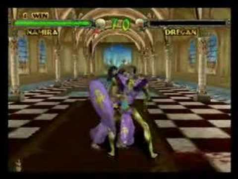 mace the dark age nintendo 64 move list