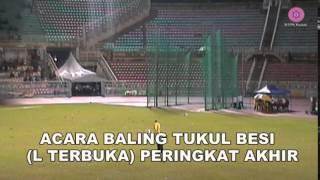 Acara Balapan&Padang MSSM 56 Kedah Hari Ke -1 (Malam)
