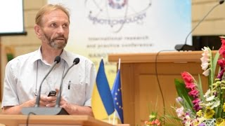 Dr. Andrij Trokhymchuk (Ukraine) on NANO2015 Conference | IOP