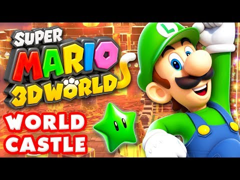 nintendo wii - Thanks for every Like and Favorite! They really help! This is Part 7 of Super Mario 3D World Gameplay Walkthrough for the Nintendo Wii U! It features 100% of...