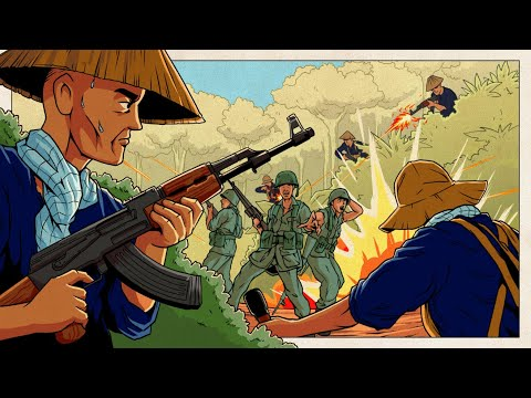 Vietnam War from the North Vietnamese Perspective | Animated History