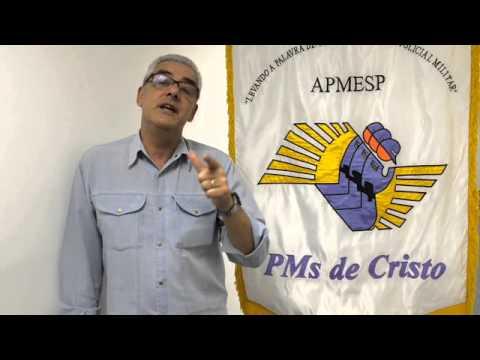 Depoimento de André Voga sobre a Campanha anual de oração Ore Pela Sua Polícia