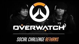 #Overwatch #OWSCR เราได้รวมช็อตเด็ดๆ ของสงครามเหล่า โซเชียล ในการแข่งขัน Overwatch Social Challenge Return!! กลับมาอีกครั้งจะสนุกขนดไหนเราได้รวบรวมไว้ให้ชมแล้วละครับติดตามข่าวสารเกมจากพวกเราได้ที่Website : http://www.online-station.netFB : https://www.facebook.com/OnlineStationNetworkYoutube : http://www.youtube.com/user/OnlineStationShowใครที่ทำช่อง Youtube แล้วสนใจสมัครเข้าร่วมสังกัด Online Station คลิกที่นี่http://caster.os.co.thจำหน่ายบัตรเติมเกมออนไลน์ทุกเกมซื้อได้ตลอด 24 ชั่่วโมง http://shop.os.co.thสนใจติดต่อโฆษณา&สปอนเซอร์คุณ พารินทร์ วิไลจิตรโทร : 081-615-6965อีเมล์ : parin_wil@truecorp.co.thเว็บเกมส์ออนไลน์อันดับ 1 ของประเทศไทย รวมทุกข้อมูลข่าว Game Online จากทั่วโลก
