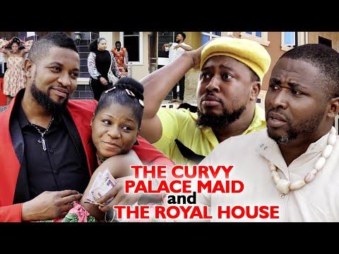 THE CURVY PALACE MAID & THE ROYAL HOUSE Season 7&8 (Destiny Etiko) 2020 Latest Nigerian Movie