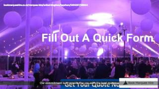 Heysham United Kingdom  city images : Marquee Hire Quotes Heysham
