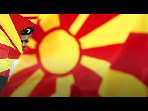 Αρένα της μάχης ΕΕ – Ρωσίας τα Σκόπια