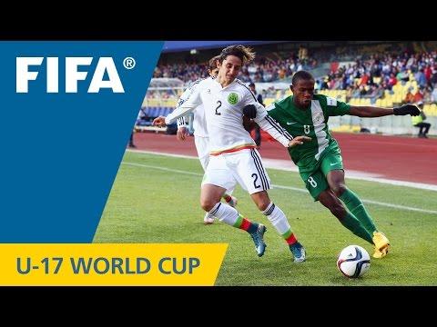 Nigeria 4 - 2 Mexico (Nov-5-2015) FIFA U17 World Cup Highlights