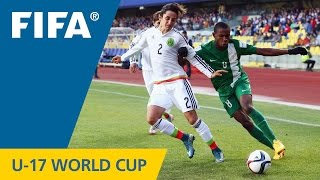 The Nigerians and Mexicans lived up to all the hype and attacking promise in a thrilling last four at Chile 2015. MORE FIFA U-17 WORLD CUP MATCH HIGHLIGHTS: ...