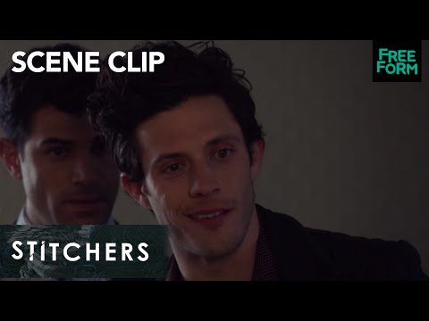 Stitchers | Season 3, Episode 5: Cameron Stops The Arrest | Freeform