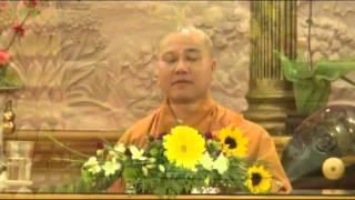 Nước Từ Rửa Sạch Oan Khiên 6 - Thầy. Thích Pháp Hòa (Mar. 2, 2013)