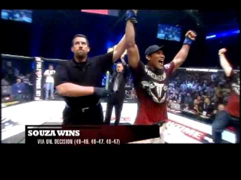 Strikeforce Houston Fight Highlights and Recap