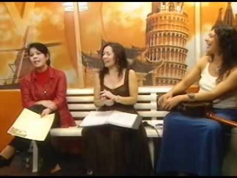 Café com Astral - Katya Teixeira, Mônica Albuquerque, Mirian Mirá e a arte-educadora Nani Braun - Parte 3