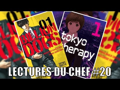 BILLION DOGS - TOKYO THERAPY - LECTURES DU CHEF #20