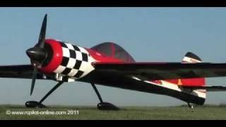 YAK 55M GOLDWING (Testé Dans RC Pilot N°91)