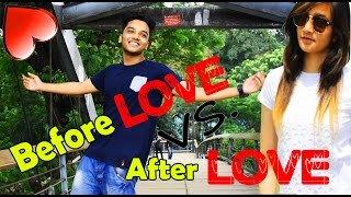 Bangladeshi Funny video  Before Love VS After Love  Prank King Entertainment