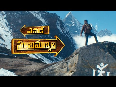 Yevade Subramaniam theatrical trailer