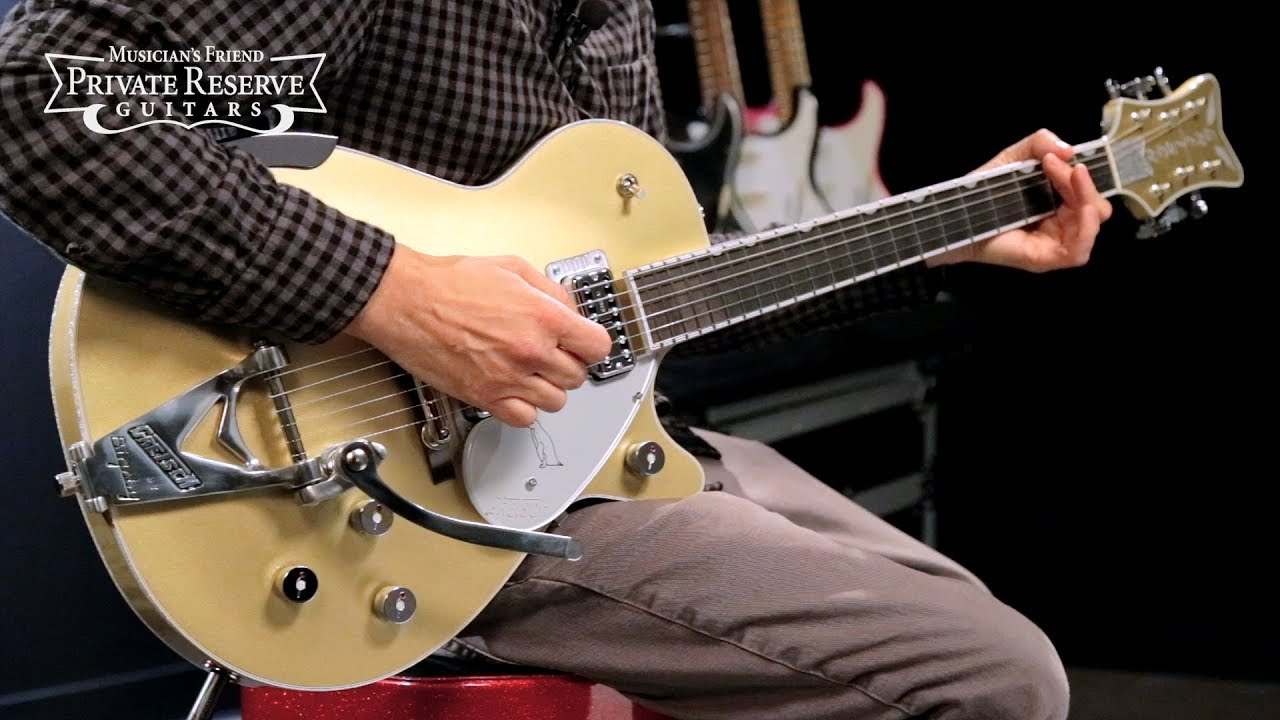 Gretsch Guitars Limited Edition G6134T Penguin with Bigsby Electric Guitar