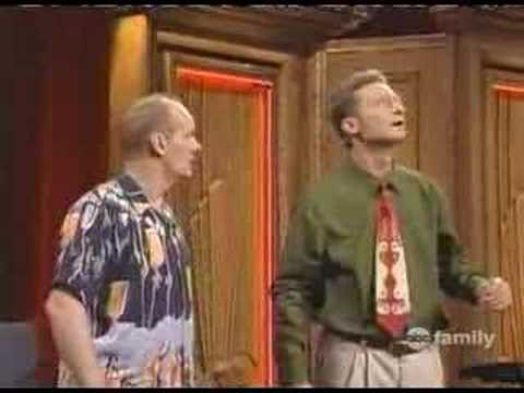 Incredible Sound Effects 'Whose Line is It Anyway Skit'