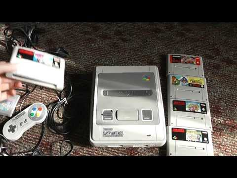 Обзор Super Nintendo SNES Review