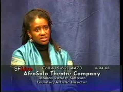 Deborah Vaughn, Choreograher, Part One on AfroSoloTV