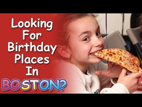 Birthday Places In Boston MA - 617-789-5867 - JumpOnIn