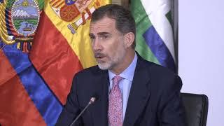 Inauguracion CLXIII reunion del directorio de CAF Banco de Desarrollo de America Latina