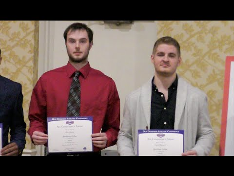 Lynchburg Men's Basketball: ODAC Awards Banquet