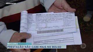 Moradores de Bocaina reclamam de aumento na prestação de imóveis