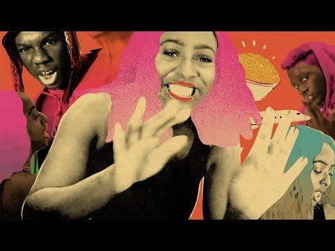 Cuppy - Jollof On The Jet Ft.  Rema & Rayvanny  (Animation Video)