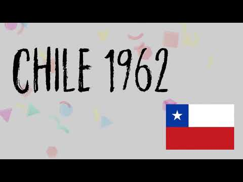 (1962 To 2018 )All Fifa World Cup Songs
