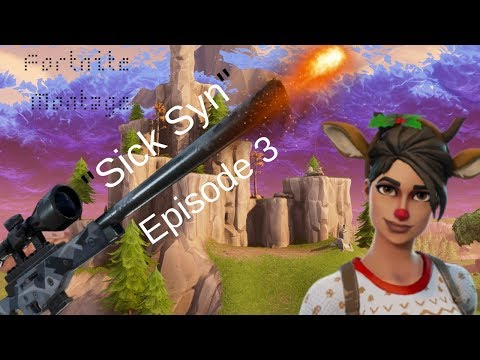 "🔷🔶""sick Syn"" Episode 3 // Fortnite Montage // Xsyninc 🔶🔷"