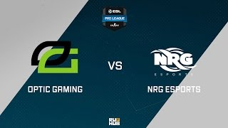NRG vs OpTic, game 1