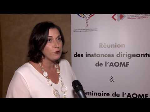 Réunion et séminaire de l'AOMF à l'invitation du Haut Commissaire monégasque