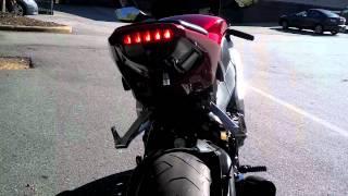 8. 2008 Honda CBR1000RR