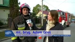 Film do artykułu: Pożar na ulicy Górnej w...