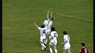 If interested in international matches (usually from 80s-90s), you can also check my bloghttp://soccernostalgia.blogspot.com/I not only provide lineups/goalscorers/etc, but I also try to add anecdotes, facts and trivia pertaining to the match in question.