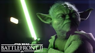 Star Wars: Battlefront II - трейлер
