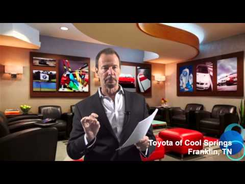 Auto Techs - Toyota of Cool Springs Franklin, TN