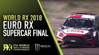 #EuroRX Supercar 2018 Sweden | Final