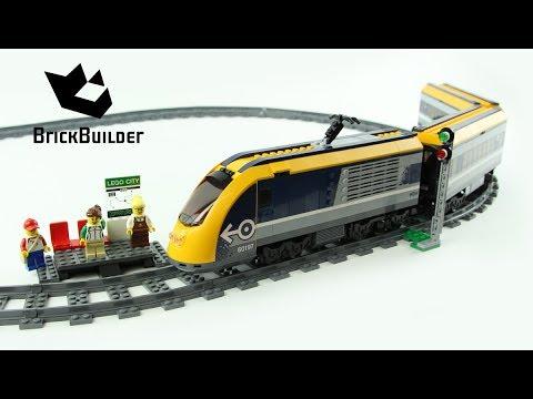 Ref.60197 LE TRAIN DE PASSAGERS - Lego City
