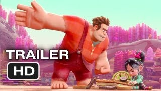 Nonton Wreck It Ralph Official Trailer  2  2012  Disney Animated Movie Hd Film Subtitle Indonesia Streaming Movie Download