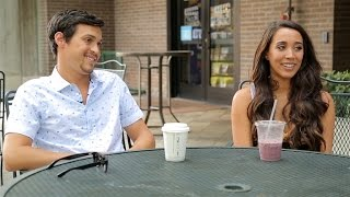 Alex & Sierra Put Their Love to the Test With the Newlywed Game