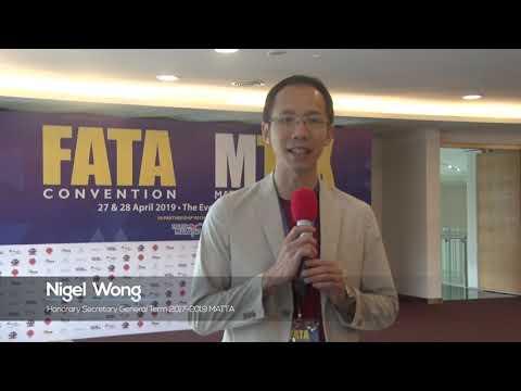 FATA Convention & MTEX 2019 in Kuala Lumpur, Malaysia