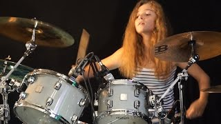 Video Sultans Of Swing (Dire Straits); drum cover by Sina MP3, 3GP, MP4, WEBM, AVI, FLV Juli 2018