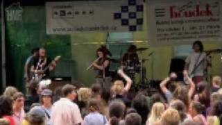 Video Staroplzenecká chmuronosná balada na CIGISTOCKU 2008