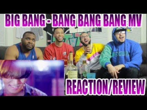 Video FIRST BIG BANG 뱅뱅뱅 - BANG BANG BANG MV REACTION/REVIEW download in MP3, 3GP, MP4, WEBM, AVI, FLV January 2017